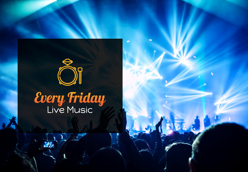 every friday live music